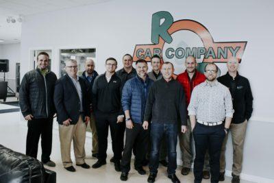 R&B Car Company Warsaw >> R B Car Company Celebrates 15 Years Kosciusko Chamber Of